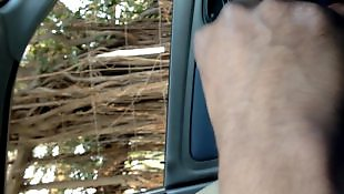 Flashing, Dick flash, Nudist, Public, Flash dick, Car