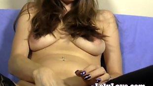 Pussy, Love, Vibrator, Pussy closeup, Lelu love, Amateur masturbation