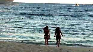 Remy lacroix, Francesca le, Beach, Remy