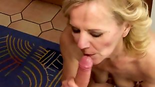 Mature blowjob, Granny blowjob, Mature, Granny, Lily