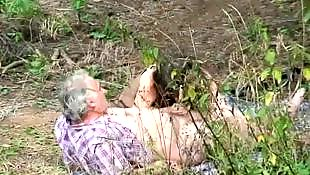 Mature blowjob, Outdoor, Couple, Mature couple, Mature outdoor, Mature amateur