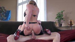 Femdom, Story, Krissy lynn, Dominatrix, Wife anal, Feet femdom