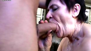 Mature amateur, Mature, Boy, Mature fuck, Old and young, Granny