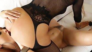 Lesbian ass, Softcore, Sandy