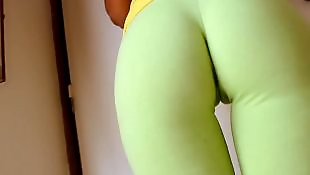 Perfect, Ass, Yoga, Big ass, Yoga pants, Latin