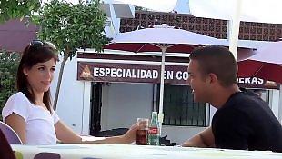Nudist, Pick up, Public, Spanish, Beautiful, Beauty