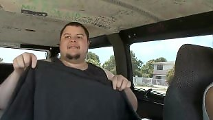 Car blowjob, Car, Stranger, Bang bus, Bus