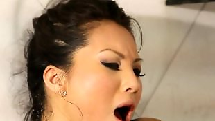 Asian solo, Pornstar solo, Bathroom, Shower, Celeste star, Asian lesbians