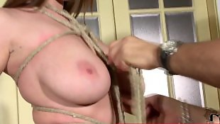 Tits, Boobs, Big tit, Tied up, Big boobs, Tied