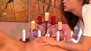 Perfect body, Lesbian massage, Chanel preston