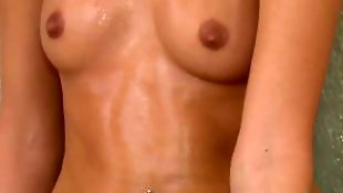Oil, Wet pussy, Tease, Pussy licking, Kiss, Kissing