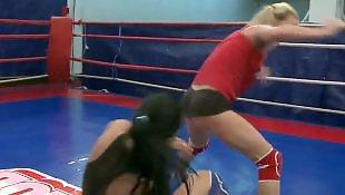 Wrestling, Black lesbian