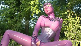 Rubber, Ddf network, Latex solo, Pornstar solo, Big boobs solo, Big tits solo