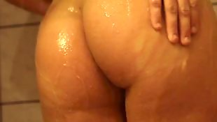 Shower, Amateur pov, Shower masturbation, Amateur masturbation, Pov blowjob