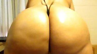 Fat ass, Latin, Chubby ass, Ass shake, Bbw, Chubby