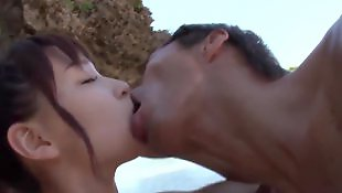 Hairy teen, Japanese, Asian teen, Beach, Japanese hd, Japanese teen