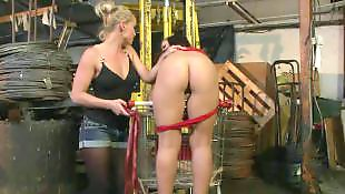 Lesbian domination, Whipping, Submissive, Lesbian lingerie, Whip, Punishment