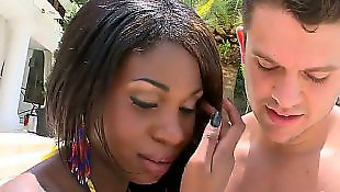 Interracial amateur