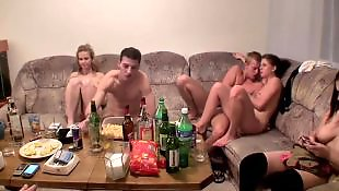 Backroom, Teen orgy, College party