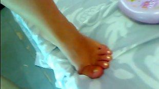 Feet, Webcam feet, Webcam
