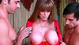 Wife threesome, Mom, Milf massage, Darla crane, Mom threesome, Darla