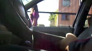 Сек машины, Мигает, В автомобиле