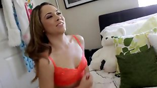 Huge toy, Natural tits, Kristina rose, Huge dick, Talking