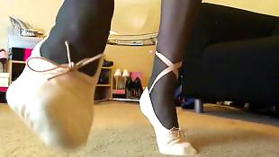 Tease, Foot fetish, Foot tease, Ballet, Foot, Teasing