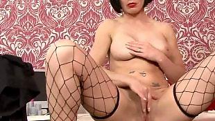 Milf, Milf stockings, Stockings, Fishnet, Stockings milf, Stocking