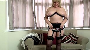 Anal, Mature anal, Granny masturbating, Milf, Mature, British