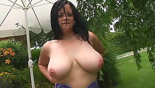 Big boobs, Bbw, Tits, Chubby, Nipple, Big tit