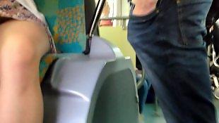 Bus, Voyeur, Upskirt