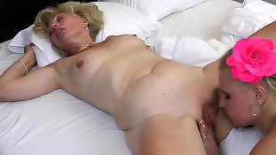 Mature lesbian, Wet pussy, Mature, Young lesbians, Old granny, Old and young lesbian