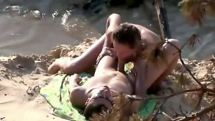 Spy, Beach, Cam, Beach voyeur, Video, Voyeur beach