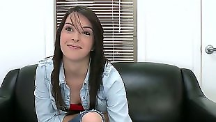 Casting teen, Very young, Casting, Amateur allure, Old and young, Teen casting