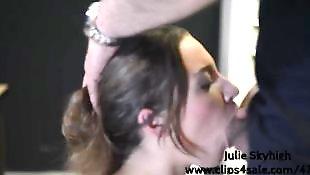 Julie skyhigh, Boots, Gangbang, Boot, Teen orgy, Skyhigh