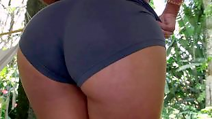 Perfect body, Bang bros, Ass spreading, Curvy, Spreading, Colombian