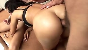 Dick, Anal threesome