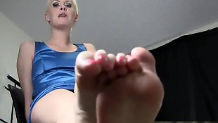 Foot tease, Stocking tease, Tease, Pov tease