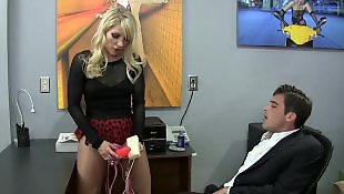 Pegging, Shiny, Tights, Boss
