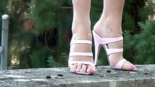 High heels, Heels, High heel, Close up