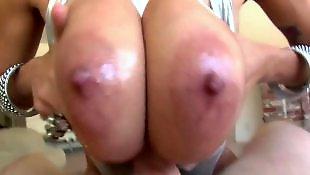Natural tits, Titjob, Big tits, Perfect tits