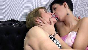 Granny, Old granny, Old lesbians, Mature lesbian, Lesbian, Girls