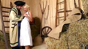 Порно в платьях, В длинном платье, Бреет свою писю, Одетые миньет