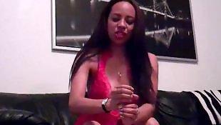 Ebony pov, Ebony masturbation, Ebony masturbating