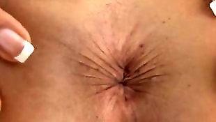 Pussy gaping, Lisa ann, Lisa ann anal