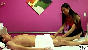 Asian massage, Asian handjob, Massage, Sharon lee, Massage handjob