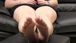 Chubby, Foot fetish, Barefoot, Bbw, Amateur, Foot
