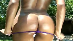 Ebony solo, Solo ebony, Solo big ass, Busty masturbation, Big tits solo, Ebony fingering