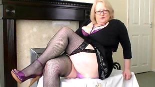 Bbw mature, Bbw, Chubby, Stocking, British, Stockings mature